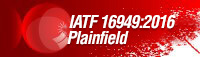 Certification 16949 plainfield r3